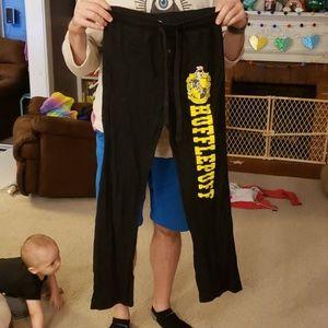 Harry potter Intimates & Sleepwear - Hufflepuff Harry Potter pajama pants size small